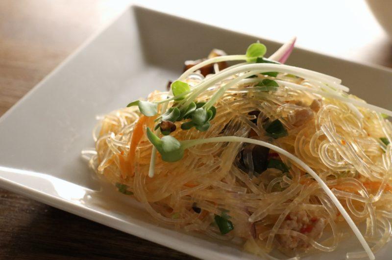 【ノンストップ】特製豚肉チャプチェのレシピ|坂本昌行|エッセ【10月30日】