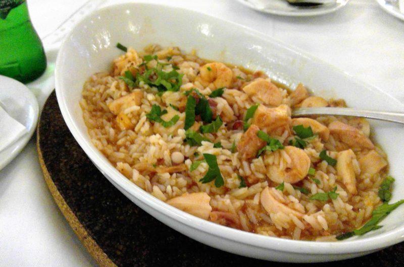 【男子ごはん】カリカリ玉ねぎと鯛のリゾットのレシピ【10月25日】
