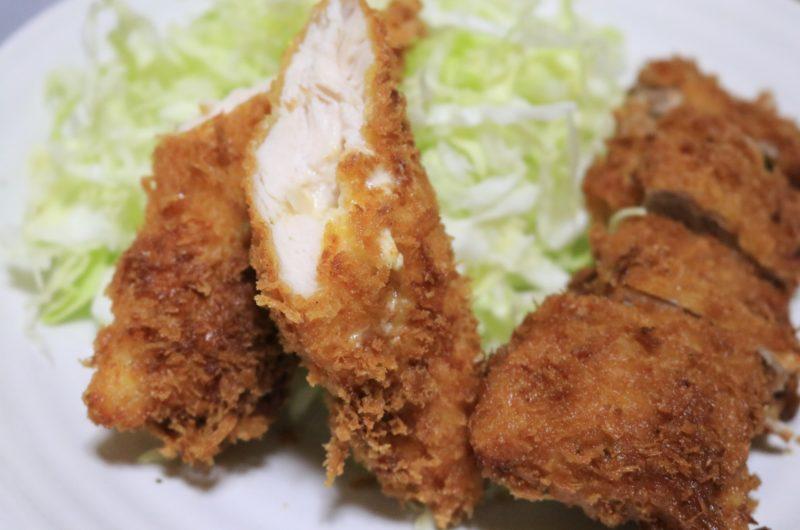 【家事ヤロウ】鶏のささみカツのレシピ|ろく助の塩|吉田明世【10月21日】