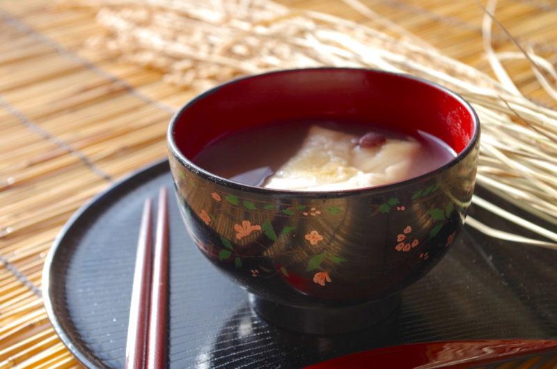 【ズムサタ】おしるこwithウインナーのレシピ|山と食欲と私【10月3日】