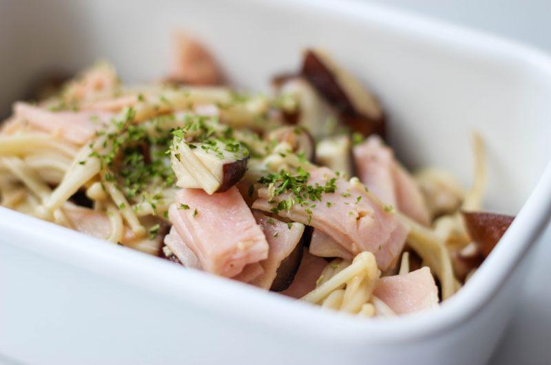 【あさイチ】えのきと鶏ささみの蒸し炒めのレシピ【10月1日】