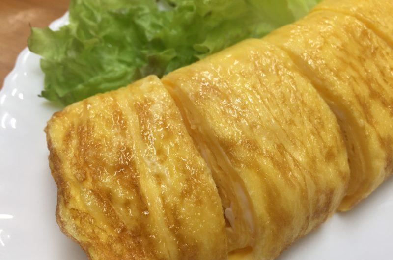 【相葉マナブ】帆立のりの卵焼きのレシピ|ホットプレート物産展【10月4日】