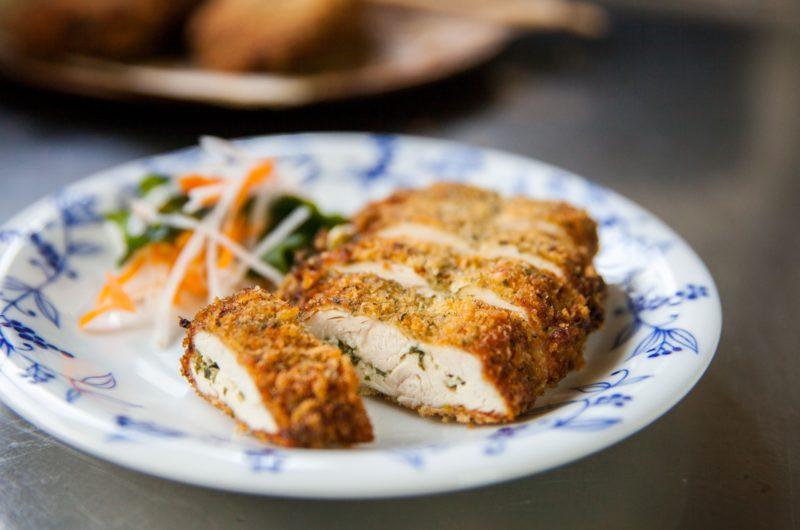 【きょうの料理】鶏むねの油揚げカツのレシピ【10月5日】