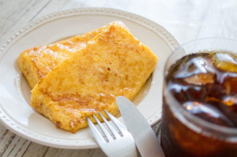 【ガッテン】パン粉フレンチトーストのレシピ【10月14日】