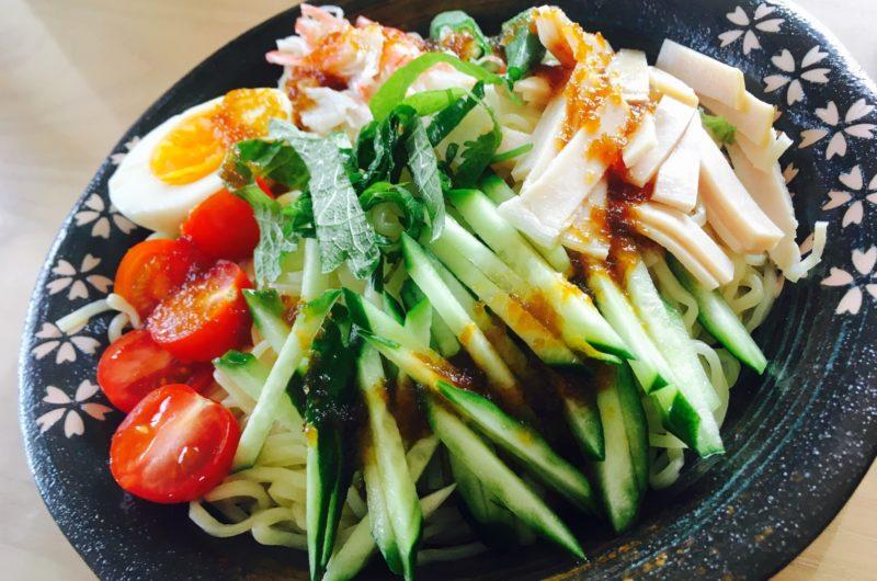 【キメツケ】ごはんですよでまぜ麺のレシピ【10月20日】