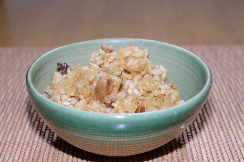 【あさイチ】ガーリックバターしいたけ(バターしいたけご飯)のレシピ【10月7日】