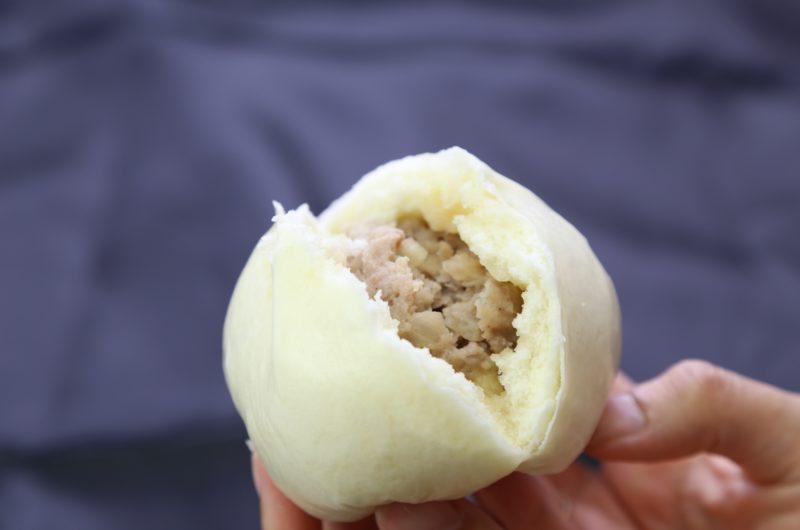 【土曜はナニする】肉まん風BOXパンのレシピ【10月10日】