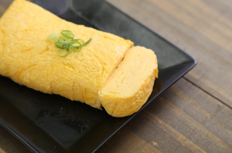 【火曜サプライズ】だし巻き卵のレシピ|三吉彩花【10月27日】
