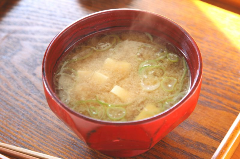 【マツコの知らない世界】おろしレンコンと大根の味噌汁のレシピ【10月27日】