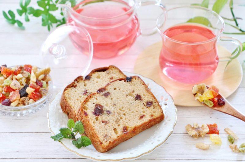 【きょうの料理】キャラメルりんごのパウンドケーキのレシピ【10月21日】