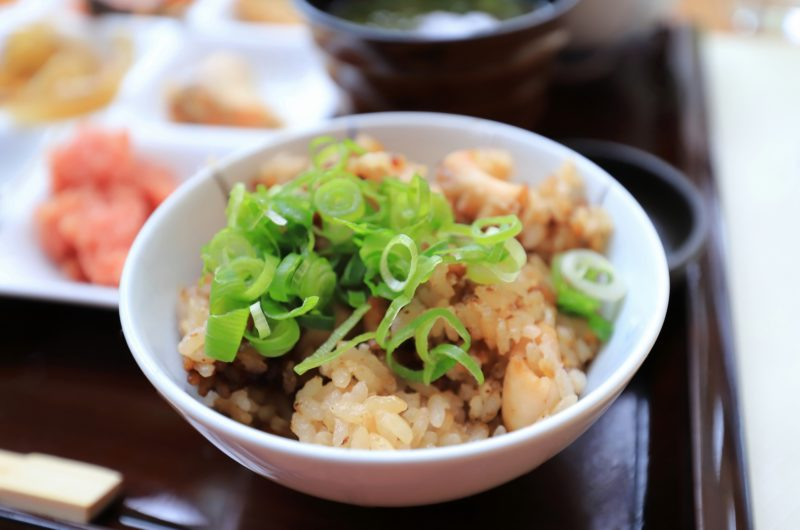 【ヒルナンデス】たこ飯のレシピ|業務スーパー【10月26日】