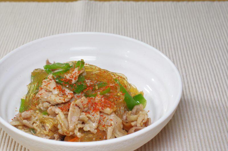 【きょうの料理】切り干し大根のチャプチェ風のレシピ【10月27日】