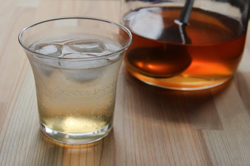 【あさイチ】すだちと生姜の酵素シロップのレシピ【10月22日】