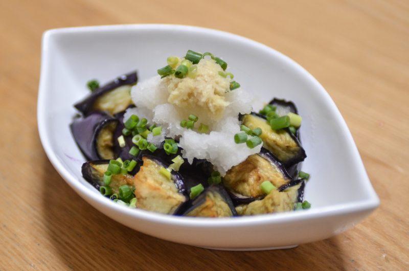 【きょうの料理】秋なすと鶏天のみぞれあんのレシピ【10月14日】