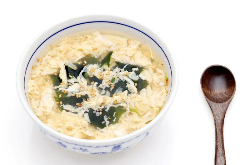 【家事ヤロウ】中華スープのレシピ【10月28日】