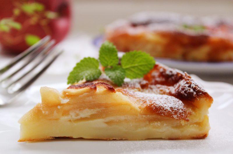 【きょうの料理】りんごのクラフティのレシピ【10月21日】
