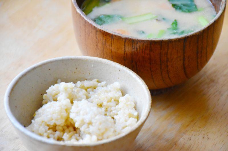 【きょうの料理】大豆氷で小松菜とにんじんの味噌汁のレシピ【10月19日】