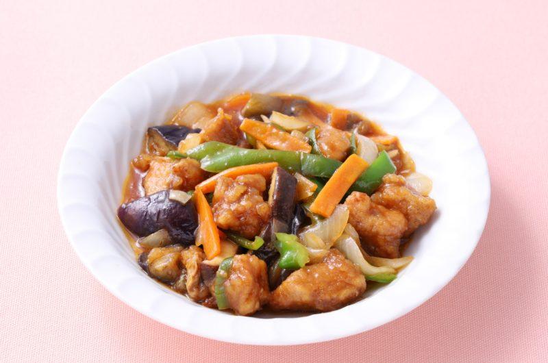 【きょうの料理】豚肉ときのこの甘酢がらめのレシピ【11月2日】