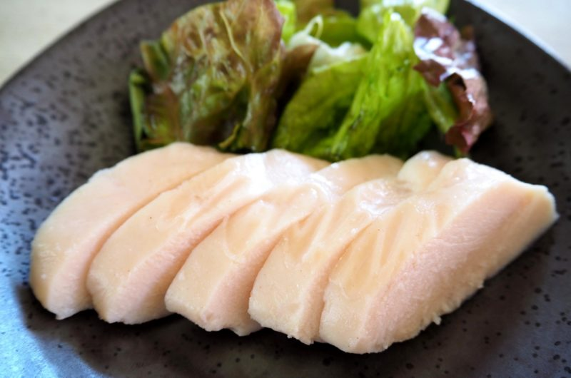 【シューイチ】低温調理器でサラダチキンのレシピ【10月11日】