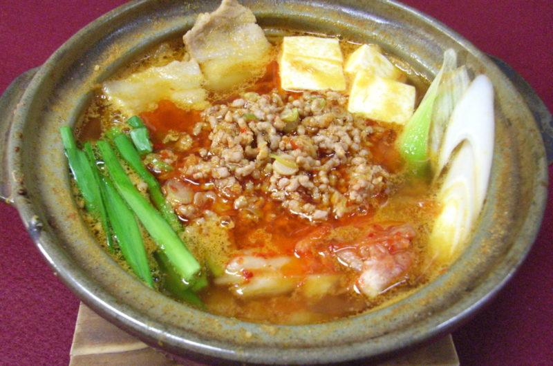 【サタプラ】チゲ鍋もどき~腸内きれい編のレシピ|パパめし|サタデープラス【10月24日】