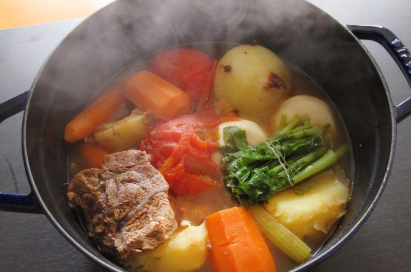 【あさイチ】塩漬け豚のポテ風スープのレシピ【10月7日】