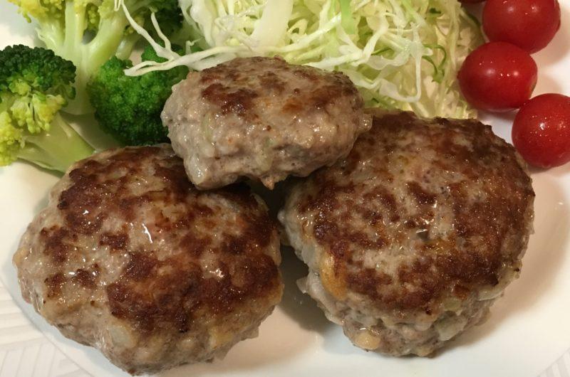 【きょうの料理】サーモンとえびのハンバーグのレシピ|栗原はるみ【10月7日】