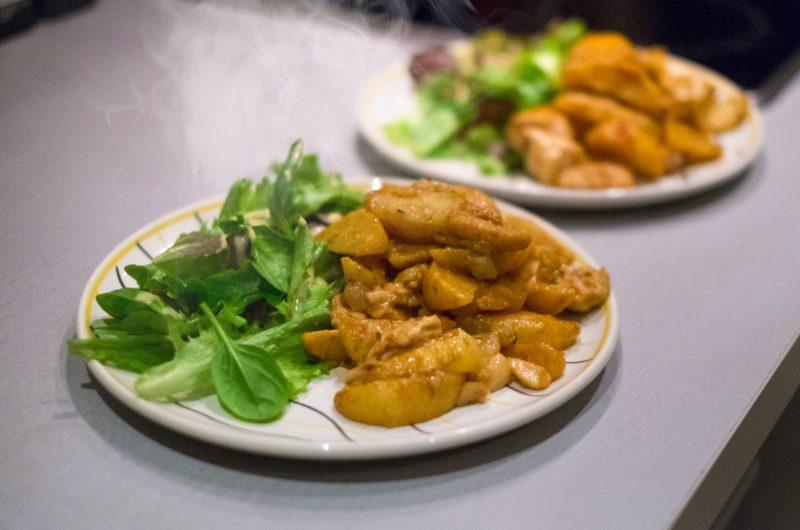【きょうの料理】カリカリじゃがいもと鶏のソテーのレシピ【11月10日】