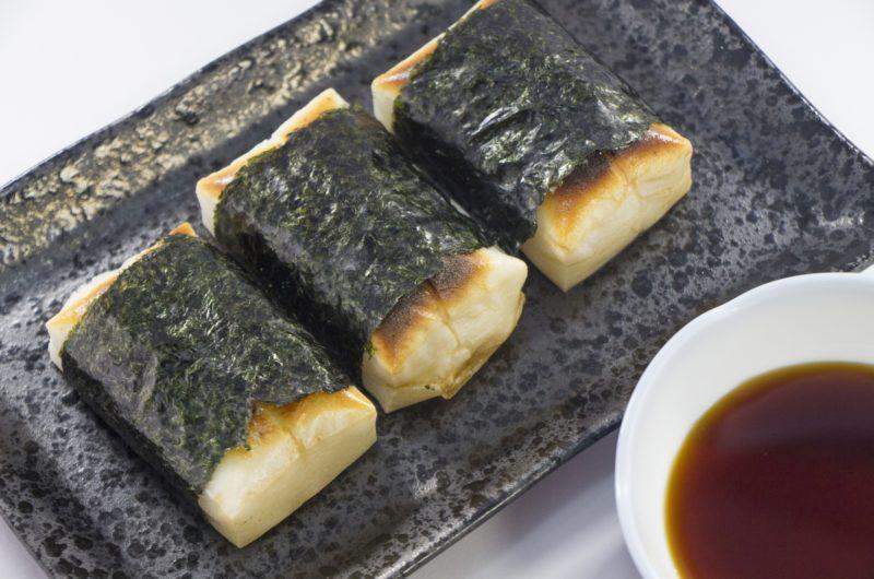 【男子ごはん】長芋の磯辺焼きのレシピ【11月29日】