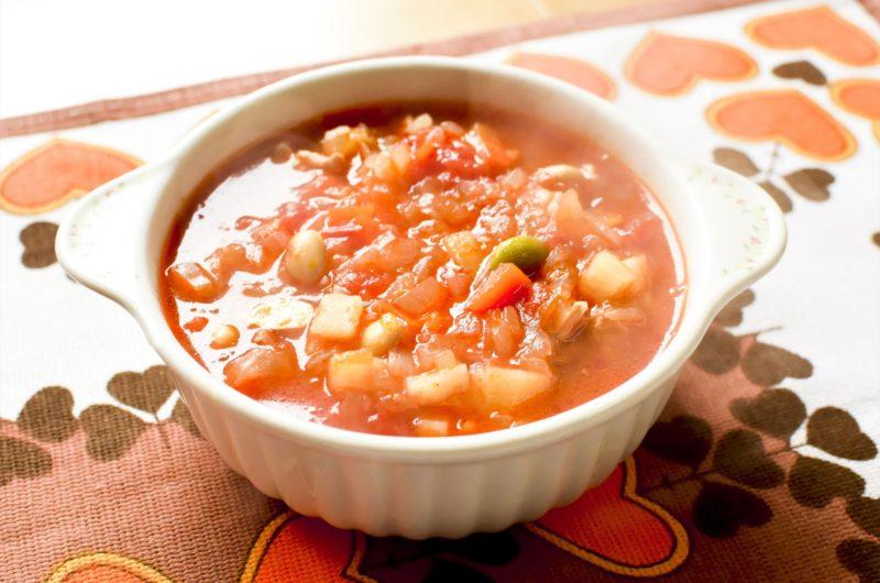 【ゲンキの時間】鶏むね肉のトマトスパイス煮こみのレシピ【11月1日】