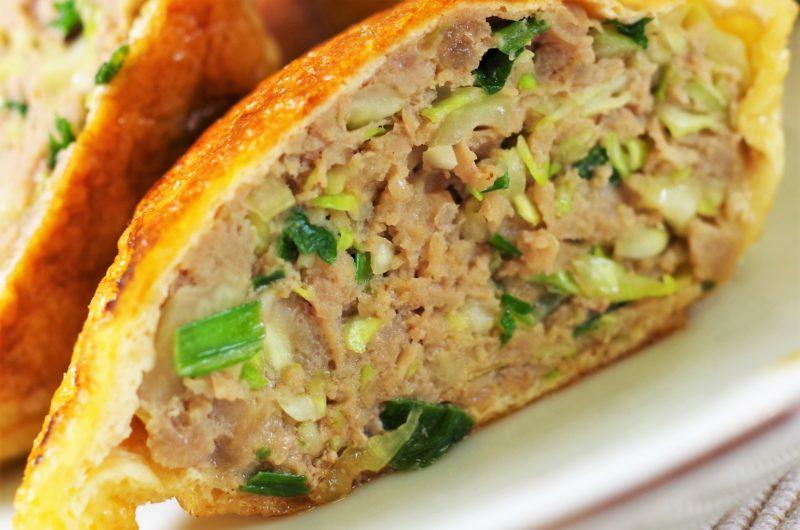 【沸騰ワード】ひき肉と卵の油揚げ包みのレシピ|志麻さん【11月6日】