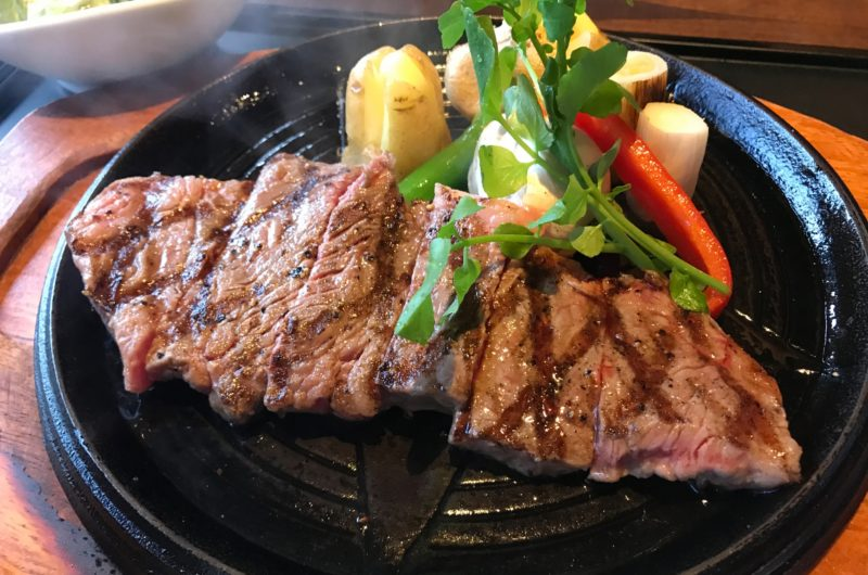 【ゲンキの時間】牛ステーキの焼き方のレシピ【11月1日】