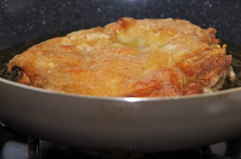 【おは朝】オリーブチキンのハニーバターソースのレシピ|愛の不時着|おはよう朝日です【11月5日】