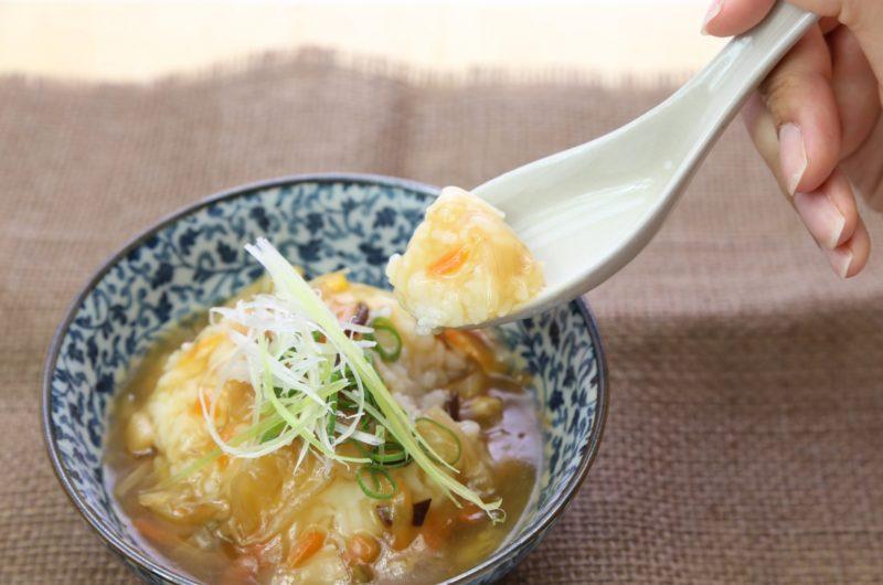 【ノンストップ】ホタテのふわたま丼のレシピ|坂本昌行|エッセ【11月20日】