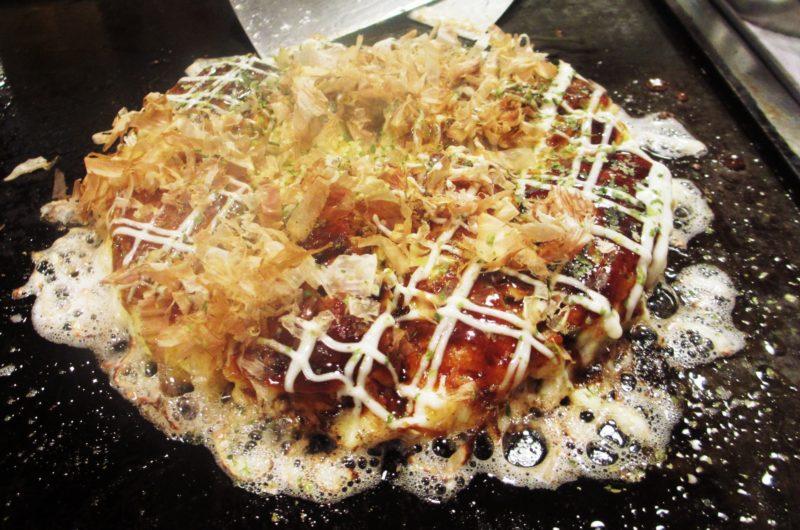 【有吉ゼミ】レンコンお好み焼きのレシピ みはる【11月2日】