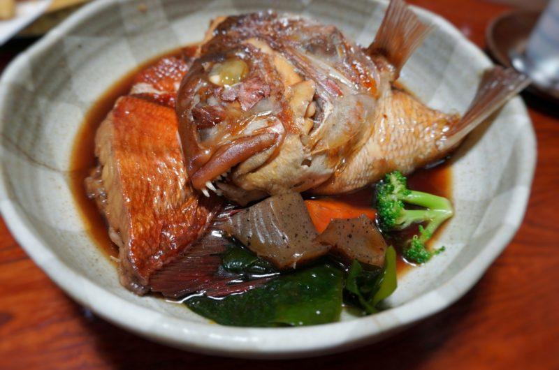【あさイチ】根菜たっぷり鯛の煮付けのレシピ|中嶋貞治【11月10日】