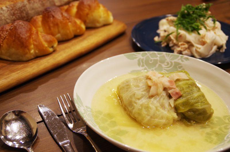【あさイチ】焼きそばロールキャベツのレシピ【11月30日】