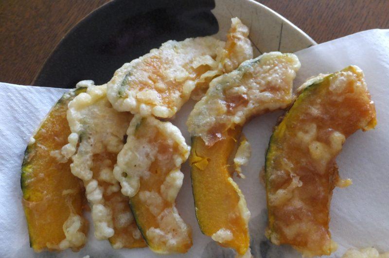 【ごごナマ】かぼちゃの皮り天風のレシピ|平野レミ【11月10日】