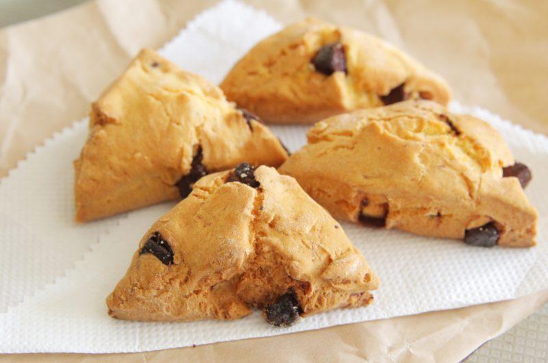【きょうの料理】2種のほっこりスコーン(チョコスコーン&クリームチーズスコーン)のレシピ|ゆーママ【11月18日】