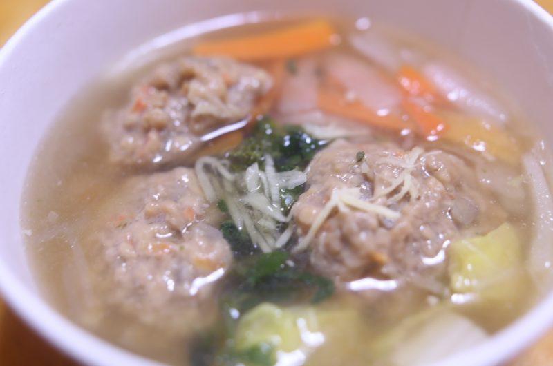 【スッキリ】魔法の美腸スープ「しらすと豆腐のショウガと桜えび香るスープ」のレシピ Atsushi【11月2日】