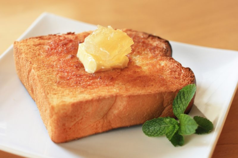 【家事ヤロウ】揚げパン風トーストのレシピ【11月4日】