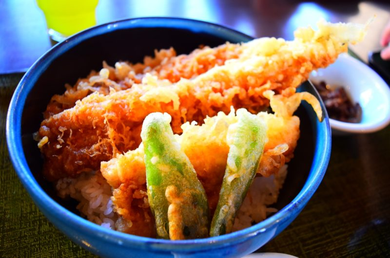 【相葉マナブ】天丼っぽい釜飯のレシピ【12月27日】