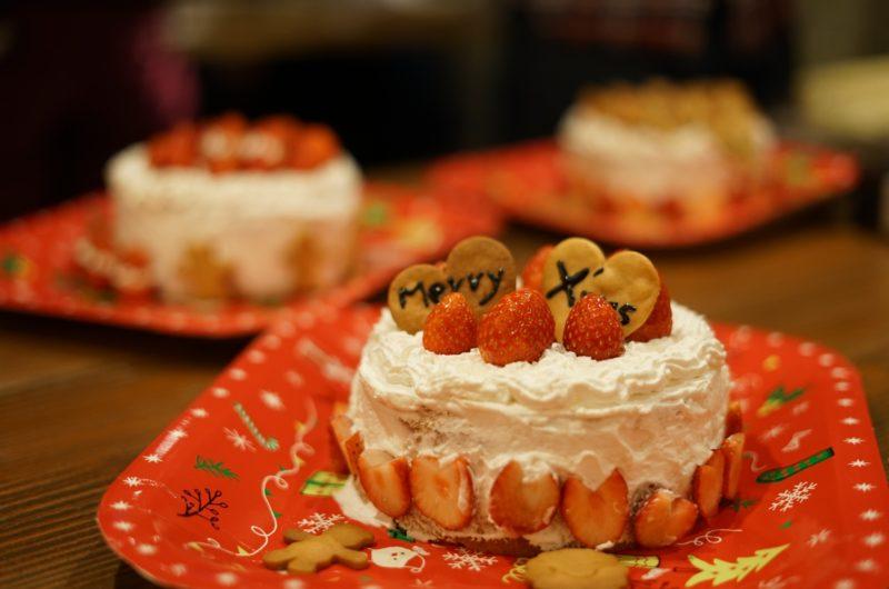 【あさイチ】ミニドームケーキのレシピ【12月16日】