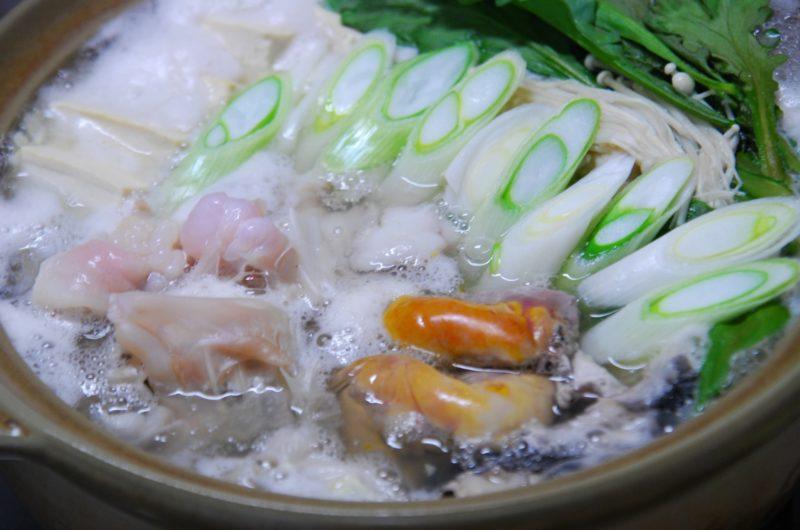 【ノンストップ】たっぷり葉野菜と鶏肉のふわふわ鍋のレシピ|クラシル|エッセ【12月2日】