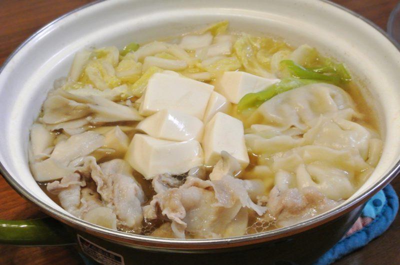【Nスタ】白菜の無水鍋のレシピ リュウジ【12月15日】