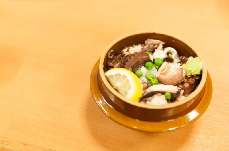 【バイキング】新食感タコ飯のレシピ【12月2日】