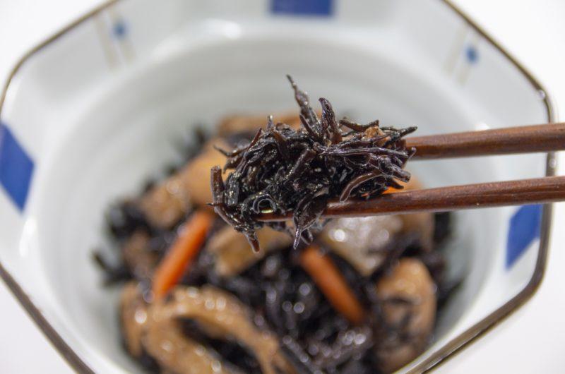 【きょうの料理】にんじんとひじきの煮物のレシピ【12月23日】
