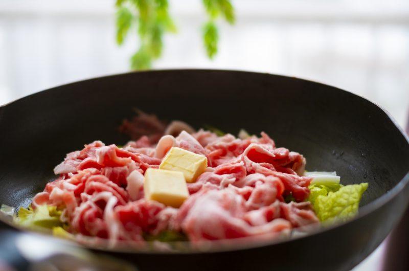 【ノンストップ】白菜漬けの豚バラ炒めのレシピ|坂本昌行|エッセ【12月11日】