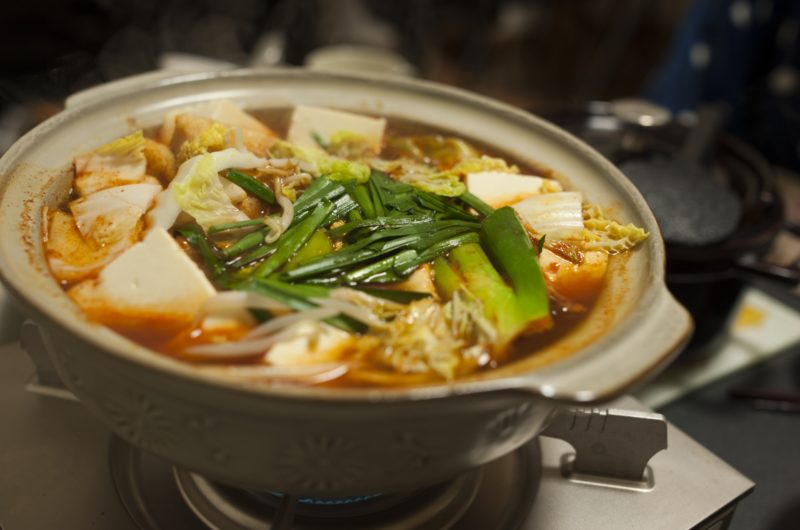 【土曜はナニする】サバ缶を丸ごと使ったキムチ鍋のレシピ【12月5日】