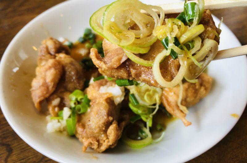 【きょうの料理】ぶりと根菜の油淋鶏風のレシピ【12月8日】