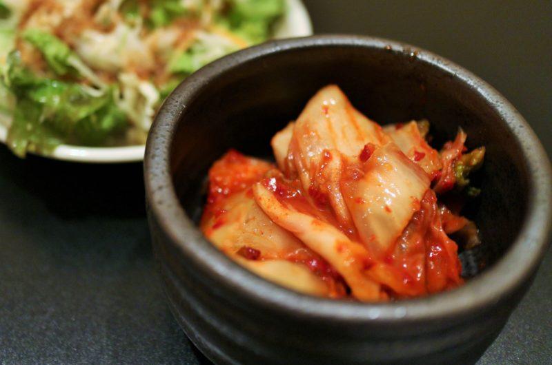 【きょうの料理】切り漬け白菜キムチのレシピ【12月14日】